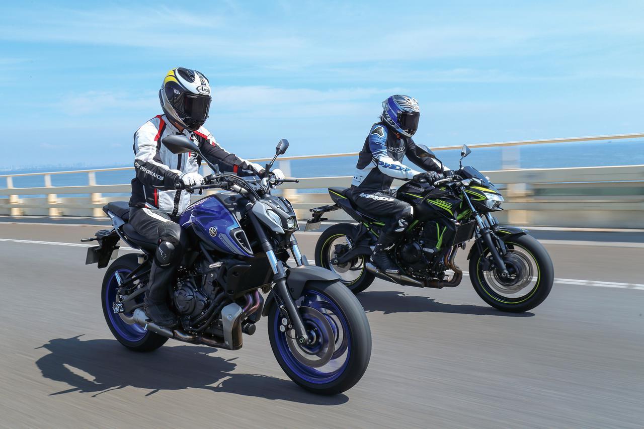 画像: 600cc~900ccのミドルクラス・バイクがおすすめな理由 大きな3つのメリットとは? - webオートバイ