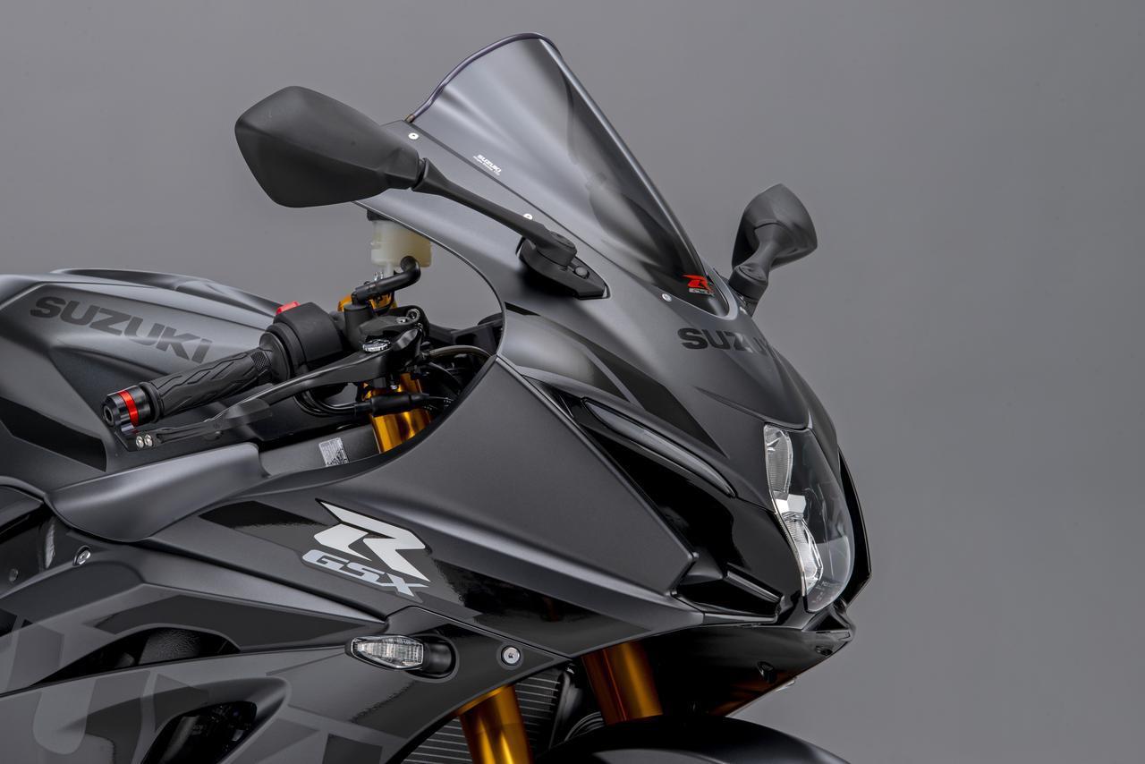 画像5: スズキ「GSX-R1000R ファントム」の特徴