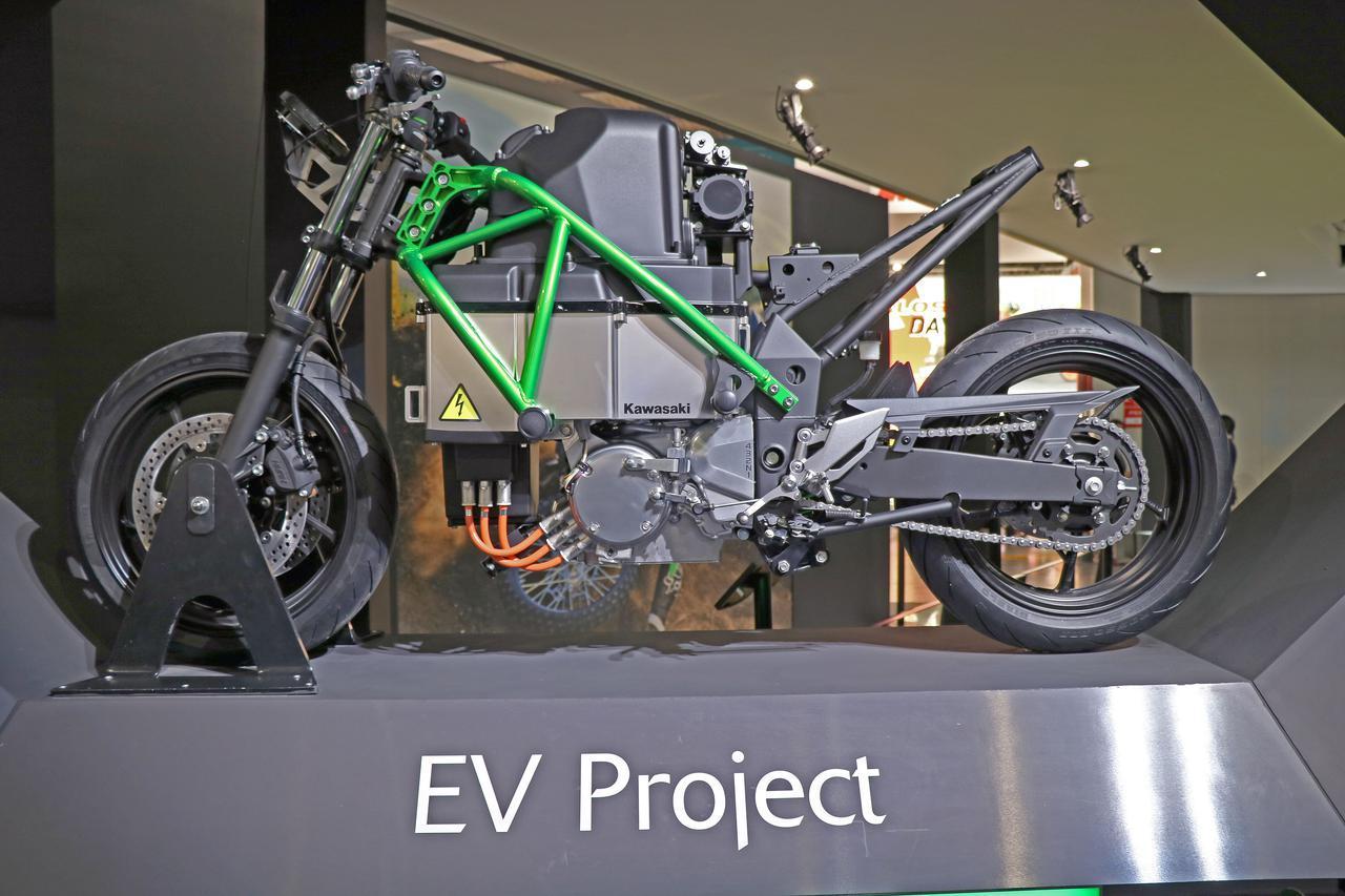画像6: カーボンニュートラルに対応し、2025年までに10機種以上のEVを投入!