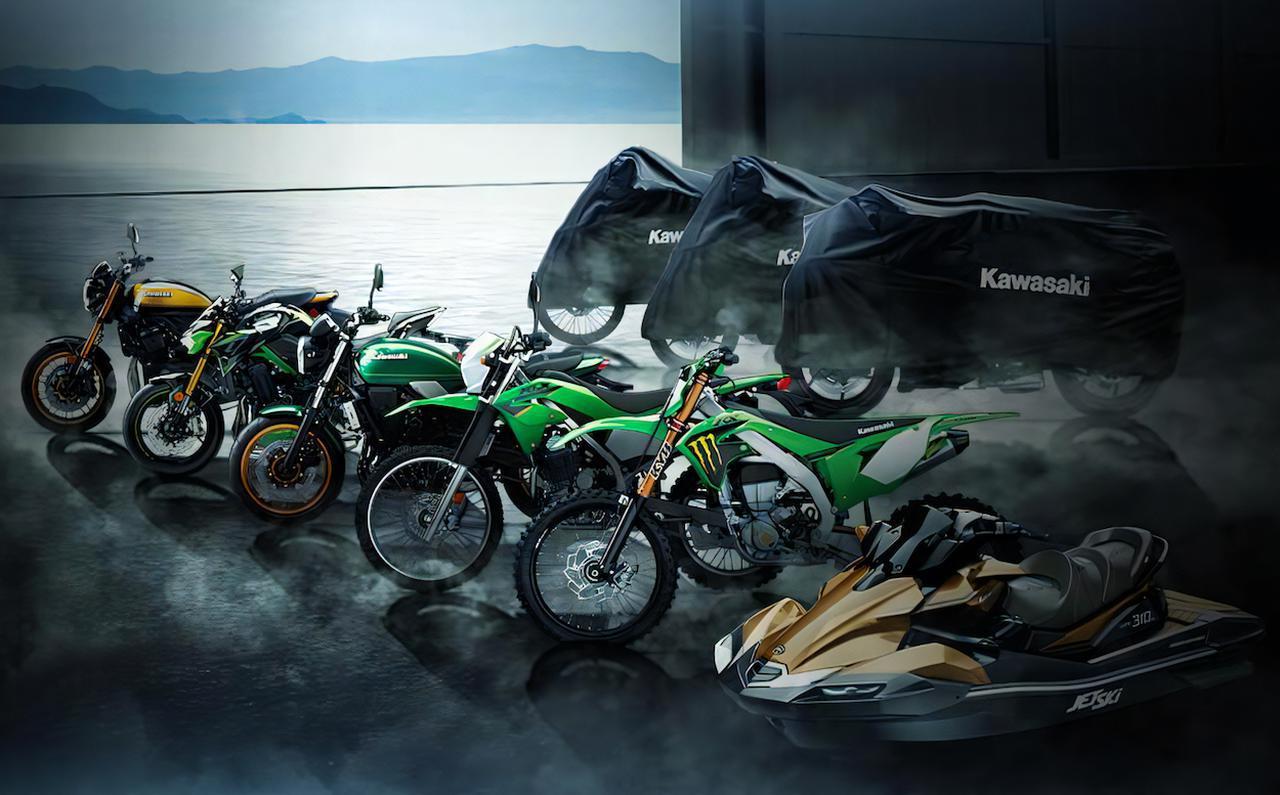 画像1: カワサキ「KLX230S」の特徴