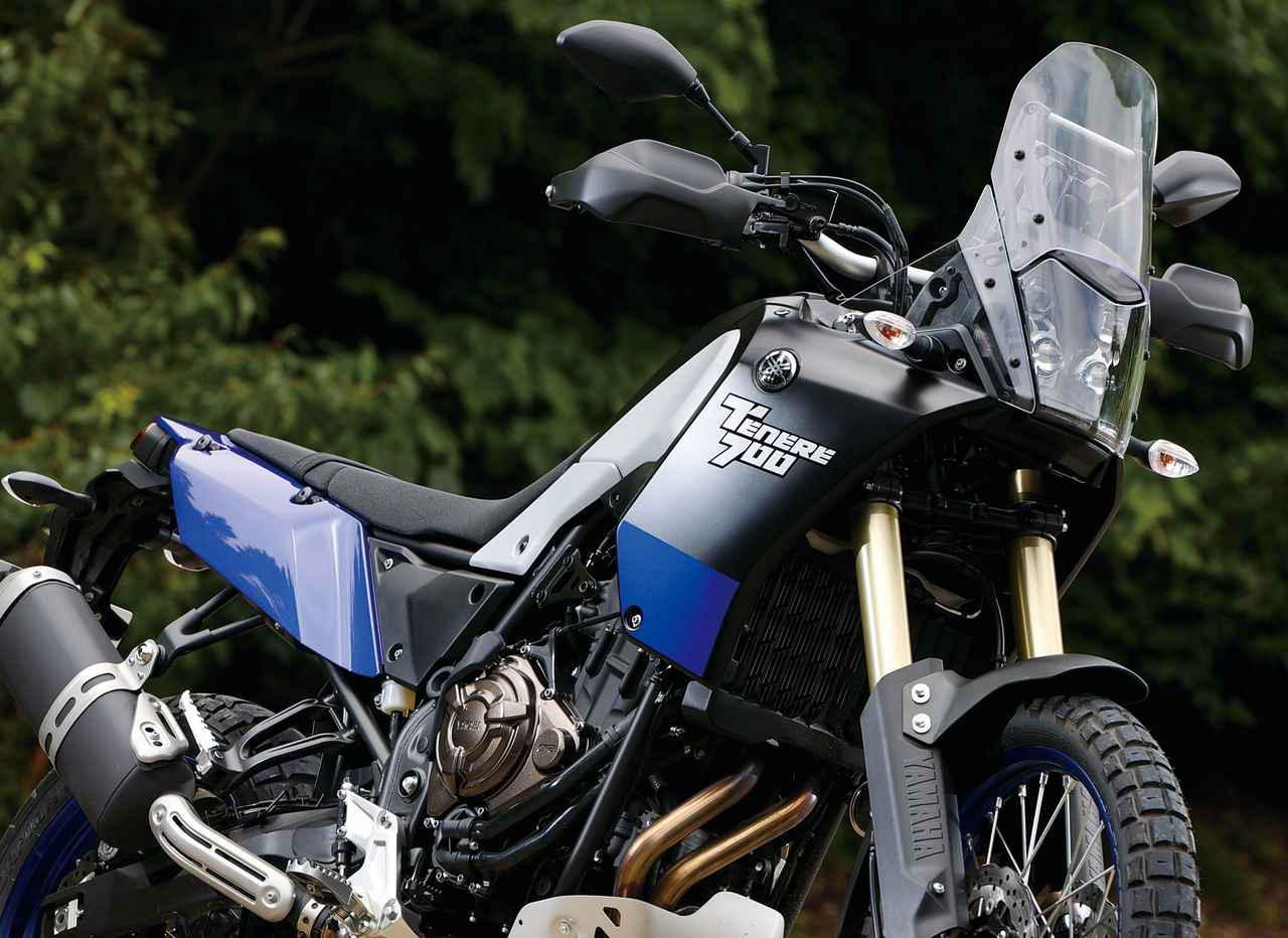 画像: 【関連記事】ヤマハ「テネレ700」インプレ - webオートバイ