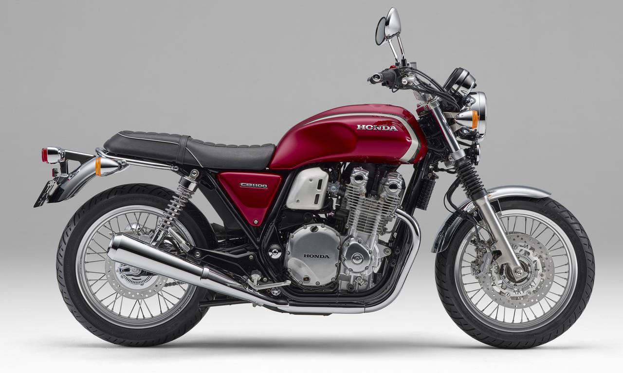 画像1: ホンダが「CB1100 EX」「CB1100 RS」のファイナルエディションを正式発表! 空冷4気筒CBの掉尾を飾るスペシャルな2台