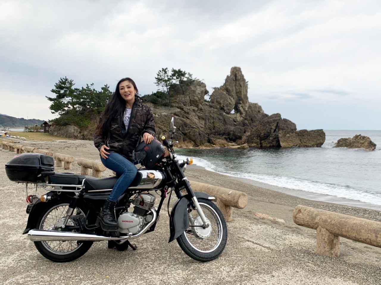画像: 能登半島・輪島周辺ツーリング おすすめのスポットも紹介|福山理子「SSTR2020」の思い出 - webオートバイ