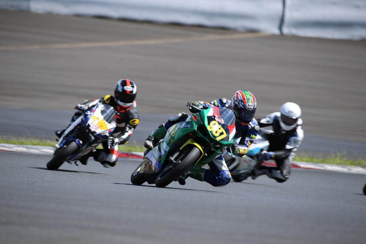 画像: レーシングコース戦は11月7日開催。ただいまエントリー受付中!
