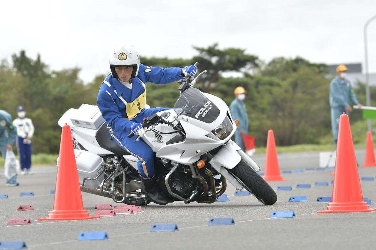 画像: 第51回 全国白バイ安全運転競技大会 2日目競技成績 速報 - webオートバイ