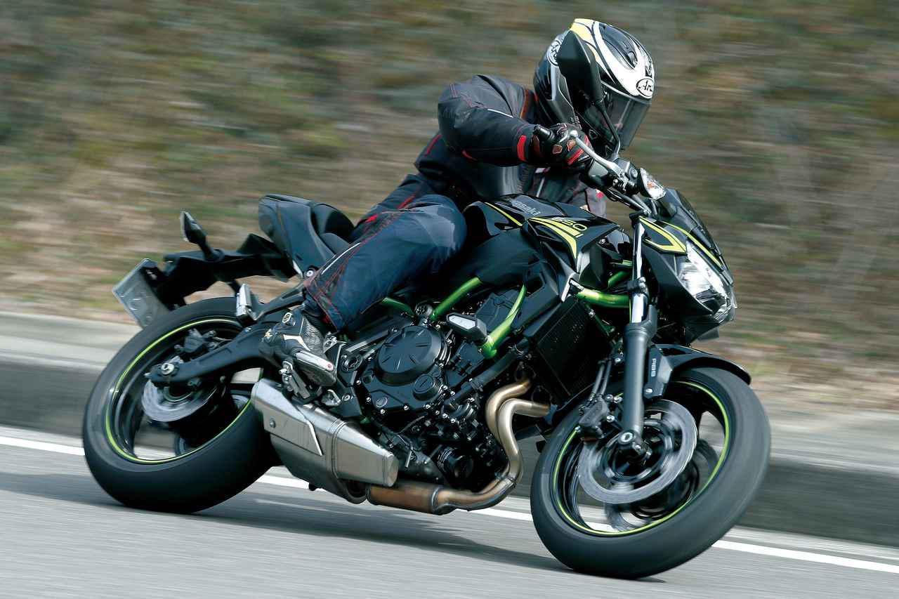画像: 【解説】カワサキ「Z650」(2021年) - webオートバイ