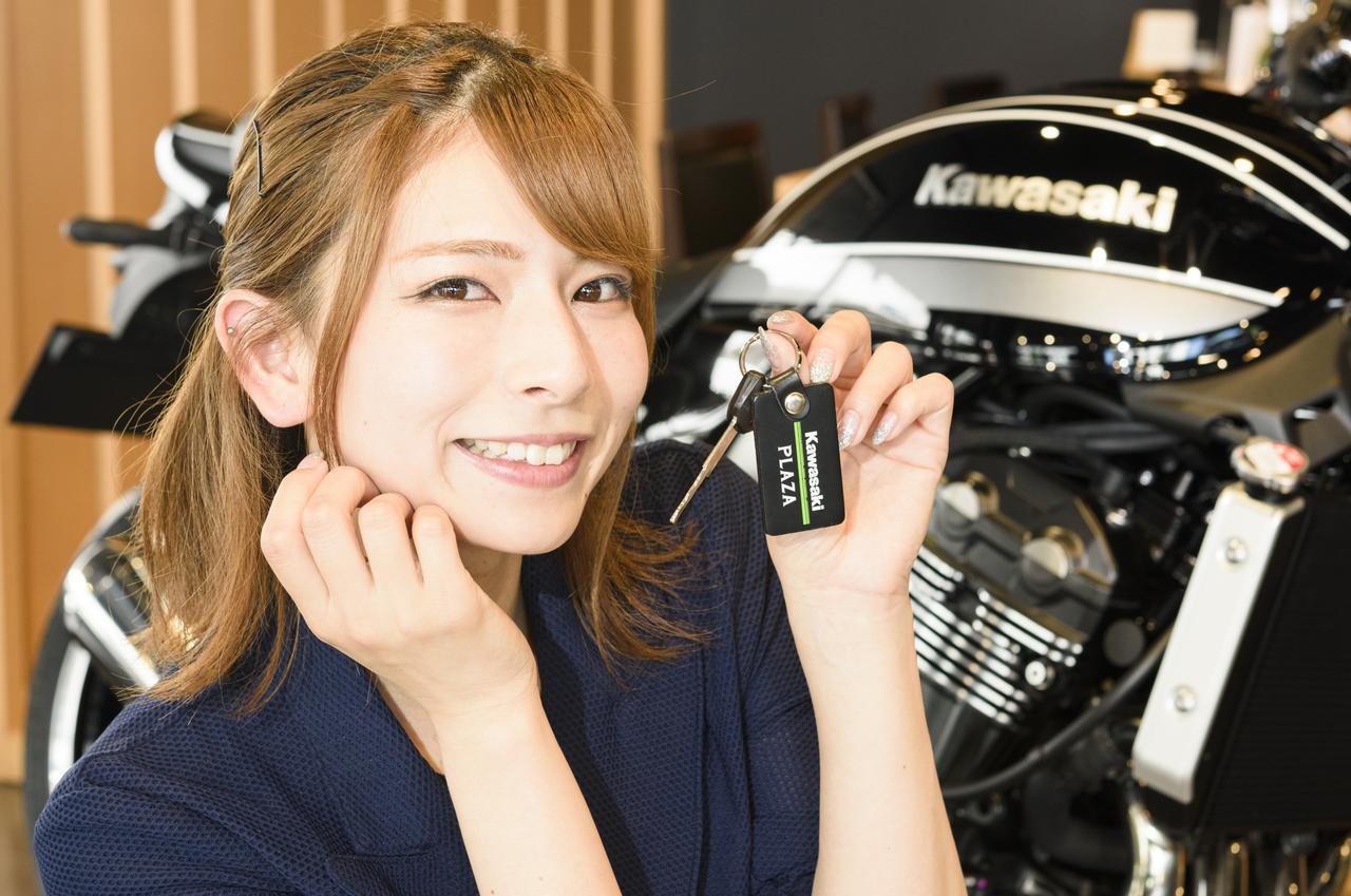 画像: カワサキプラザで新車購入シミュレーション - webオートバイ