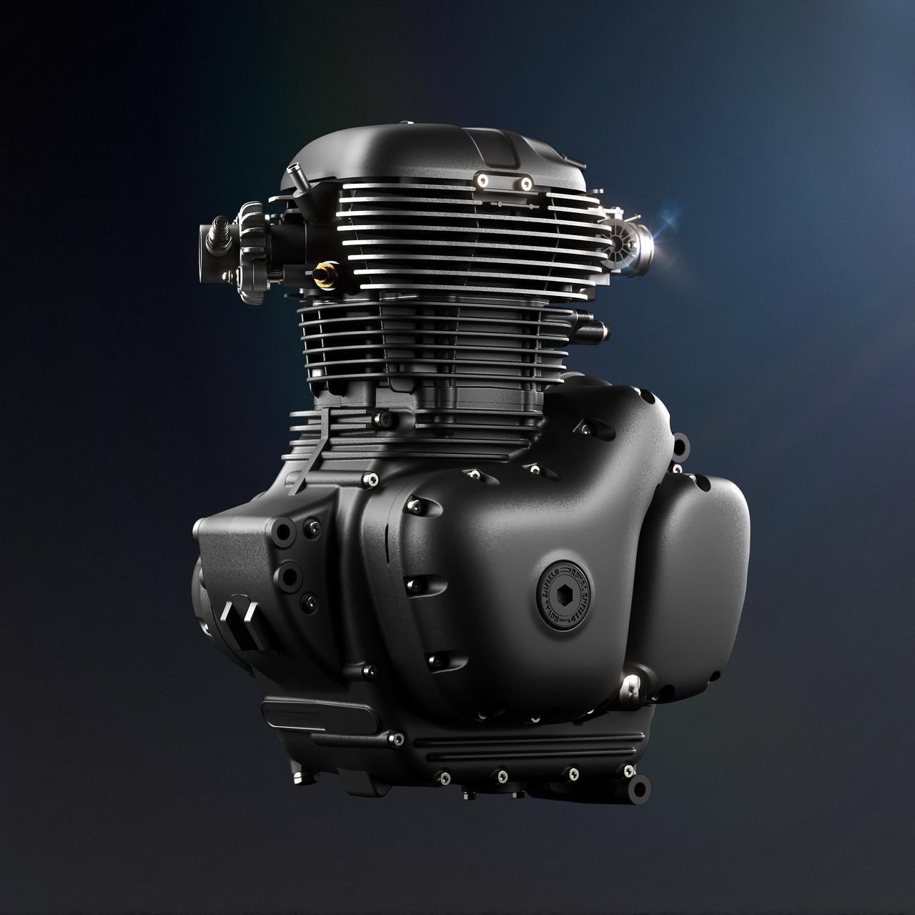 画像3: ロイヤルエンフィールド「メテオ350」の特徴