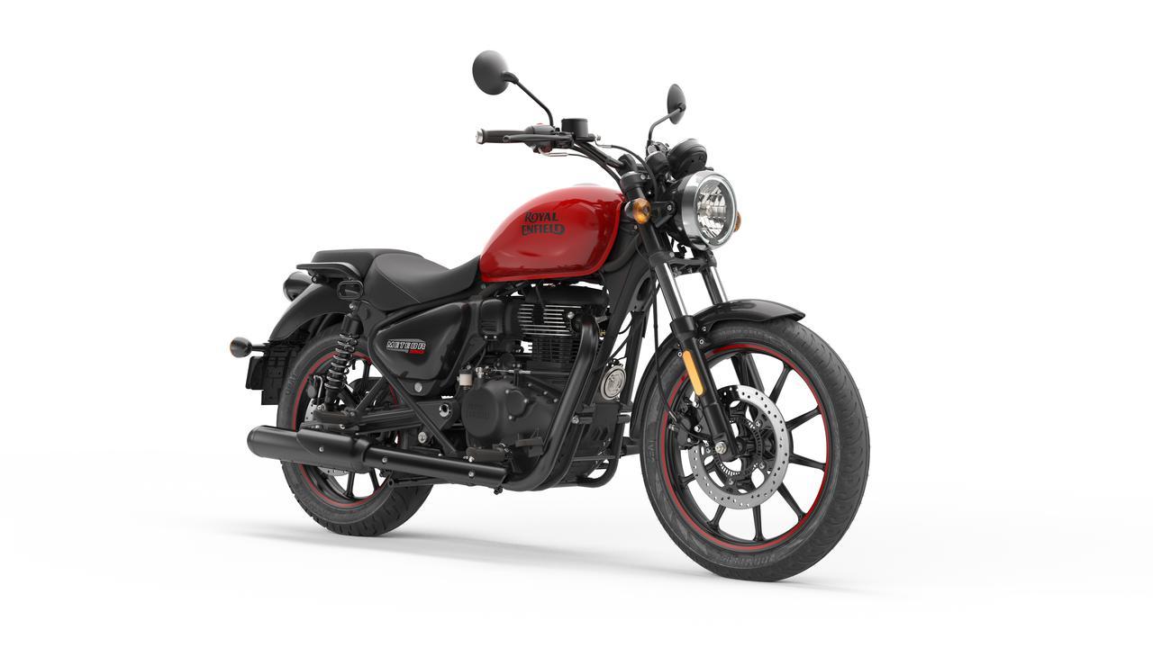 画像1: ロイヤルエンフィールド「メテオ350」日本での販売価格が決定! バイク専用ナビシステムを搭載した349cc単気筒クルーザー