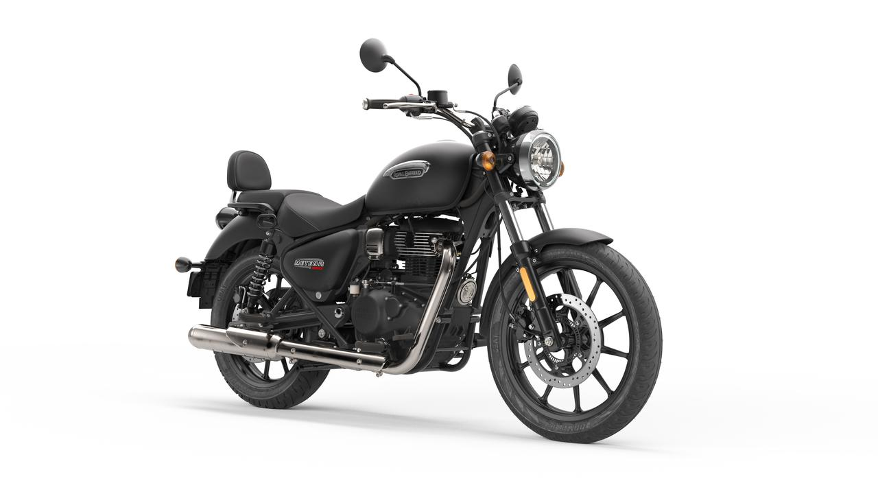 画像5: ロイヤルエンフィールド「メテオ350」日本での販売価格が決定! バイク専用ナビシステムを搭載した349cc単気筒クルーザー