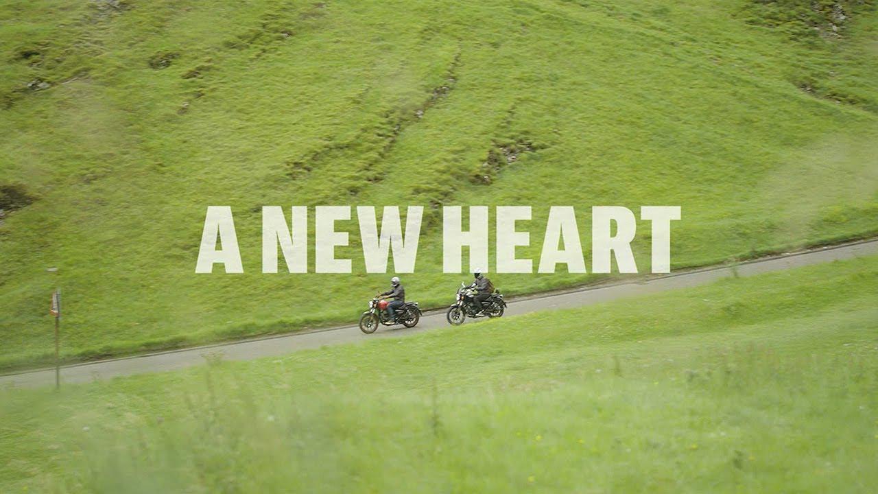 画像: #RoyalEnfieldMeteor 350 | A New Heart www.youtube.com