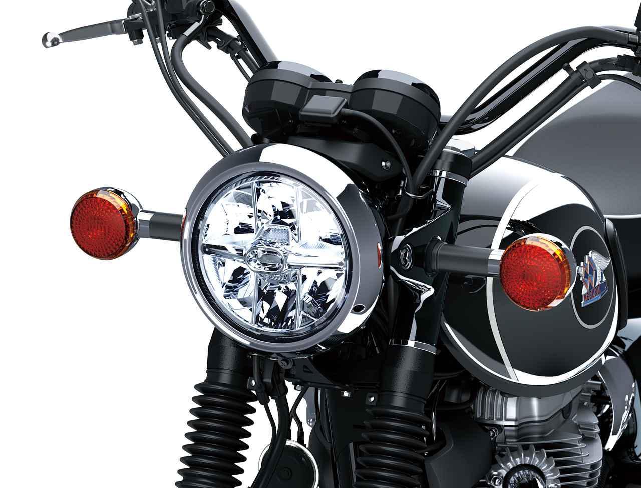 画像: カワサキが「メグロK3」の2022年モデルを発表 - webオートバイ