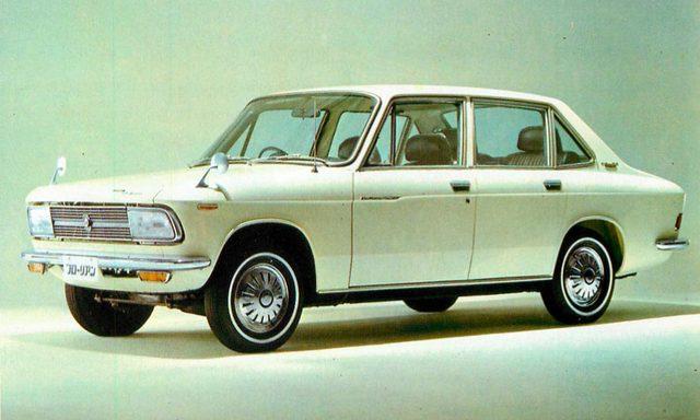 画像: フローリアン1600 スーパーDX(1969年)
