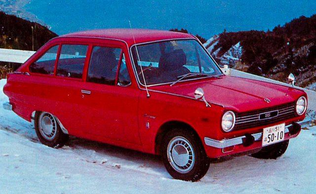 画像: コルト 1100F スーパースポーツ(1969年)