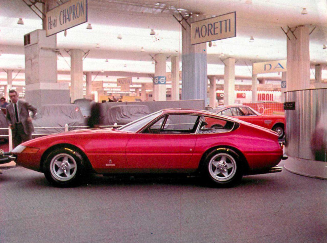 画像: フェラーリ 365/GTB4(1969年)