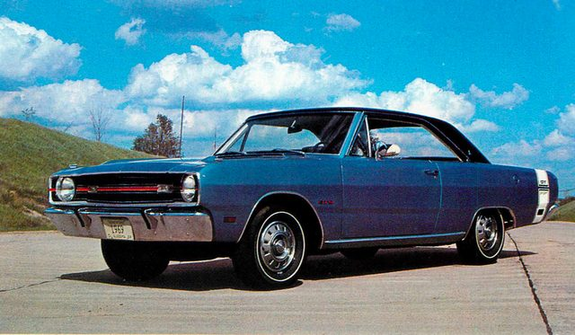 画像: ダッジ ダート GTS(1969年)