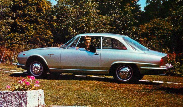 画像: アルファロメオ 2600SZ(1969年)
