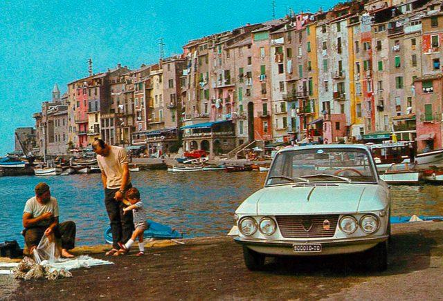 画像: ランチア フルヴィア クーペ(1969年)