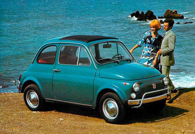 画像: フィアット 500L(1969年)