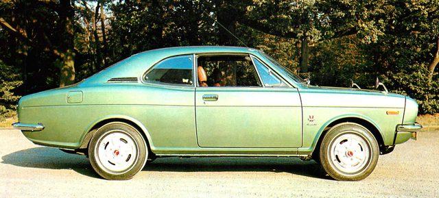 画像: ホンダ1300クーペ9(1970年)