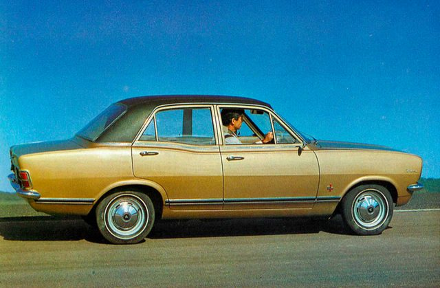 画像: ホールデン トラナ SL4ドア(1969年)