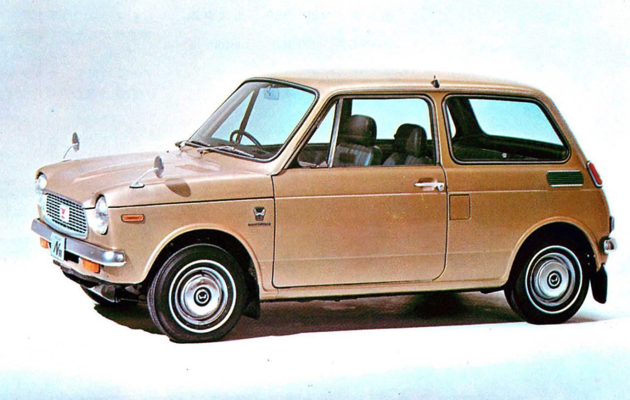画像: ホンダNⅢ360スーパーデラックス(1970年)