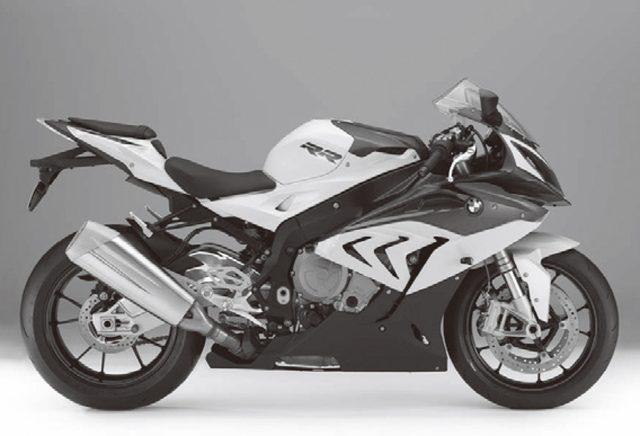 画像: S1000RR www.motormagazine.co.jp