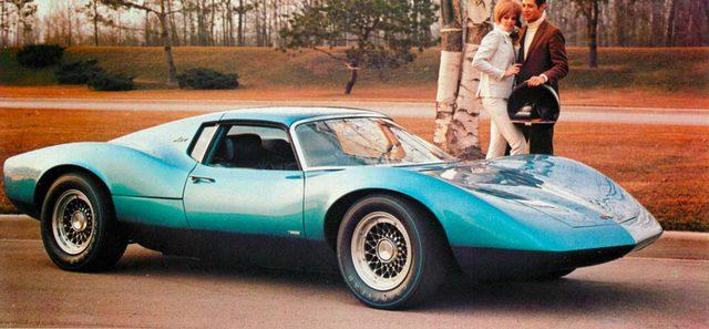 画像: シボレーアストロ II (1969年)