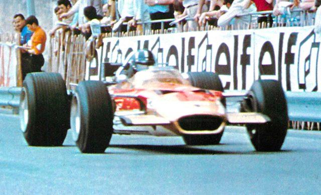 画像: ロータス フォード 49B(1970年)