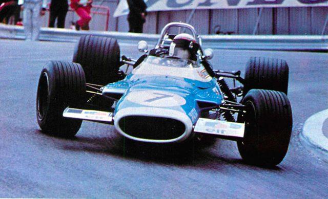 画像: マトラ フォード MS80(1970年)