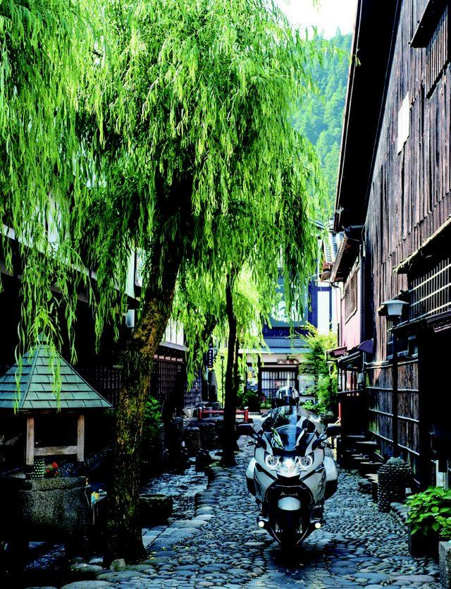 画像: 郡上八幡 www.motormagazine.co.jp