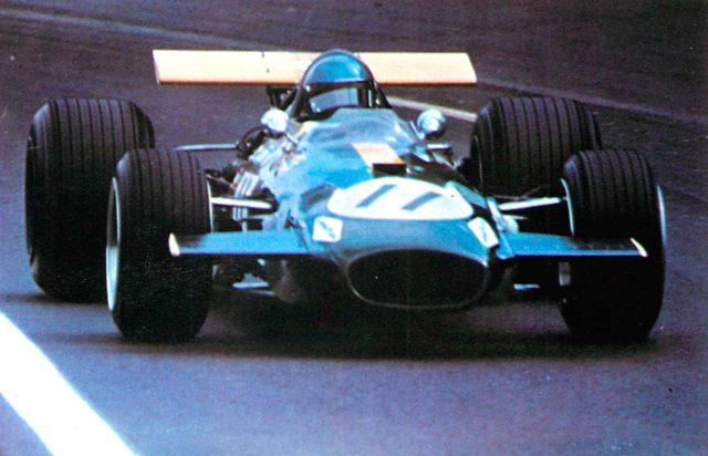 画像: ブラバム フォード BT 26A(1970年)