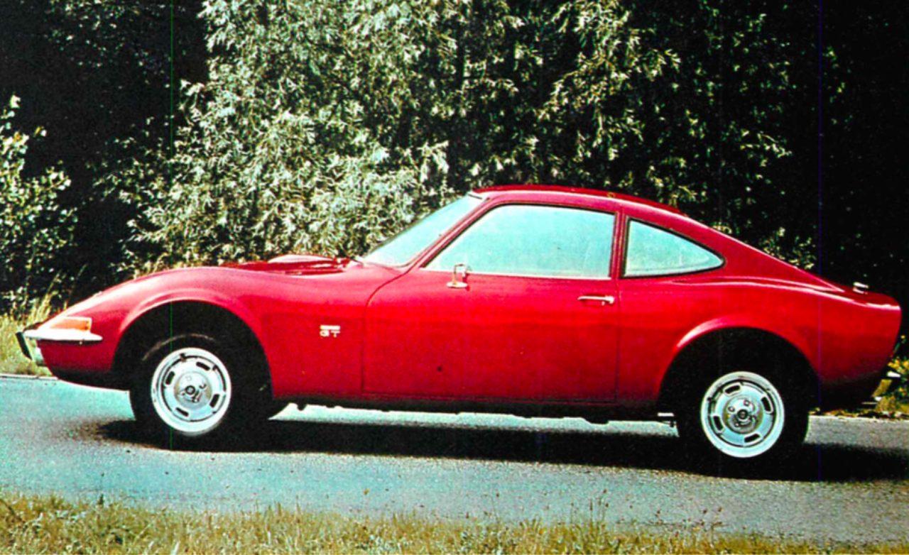 オペル1900 GT(1970年)