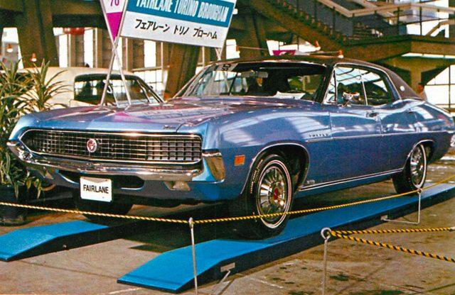 画像: フォード トリノ ブローアム(1970年)