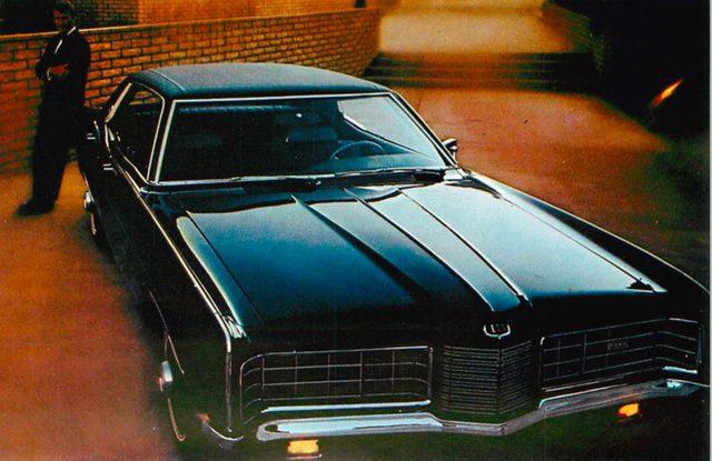 画像: フォード  LTD ブローアム(1970年)