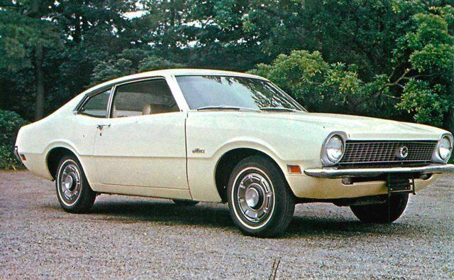 画像: フォード マーベリック(1970年)