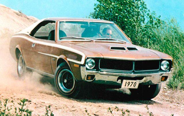 画像: ジャベリンSST(1970年)