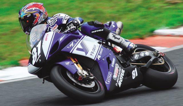 画像: 2007年からは全日本選手権に参戦。 同じヤマハ勢のライダーたちがサーキットでの事故や転倒で命を落としたことで、ライダーの安全性を訴えていたノリック。その彼が一般道での事故で逝ってしまうとは誰にも想像がつかなかった・・・。