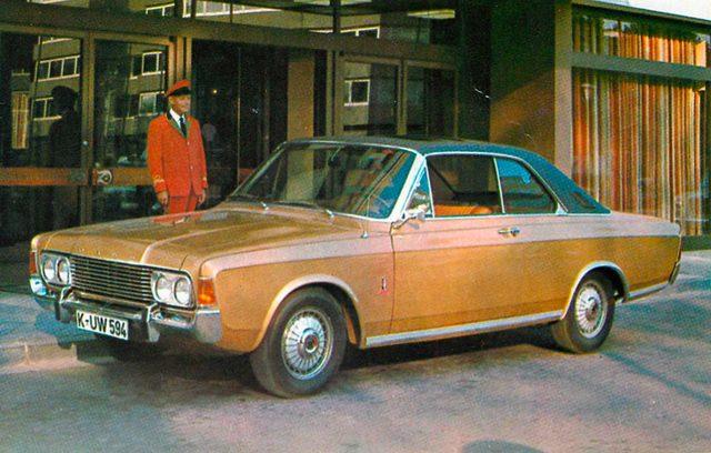 画像: フォード26 M(1970年)