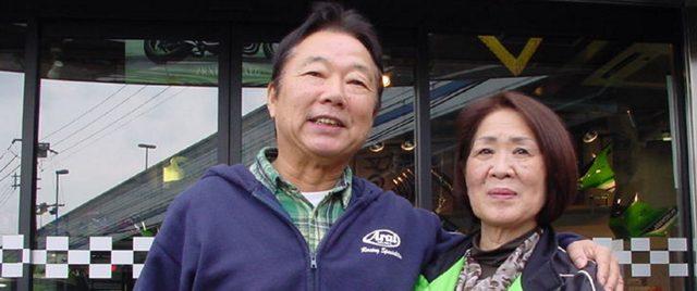画像: 現在の清原氏。 www.proshop-kiyo.com