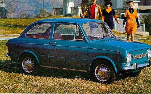 画像: フィアット850スペシャル(1970年)