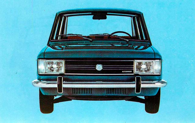 画像: アウトビアンキ A111(1970年)