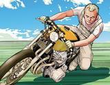 画像5: ファルコンを探せ:バイクが禁じられた近未来に駆ける地上の鳥。〜「CB感 REBORN」@『RIDE 20』
