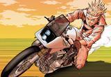 画像2: ファルコンを探せ:バイクが禁じられた近未来に駆ける地上の鳥。〜「CB感 REBORN」@『RIDE 20』