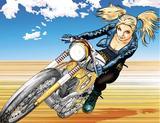 画像6: ファルコンを探せ:バイクが禁じられた近未来に駆ける地上の鳥。〜「CB感 REBORN」@『RIDE 20』