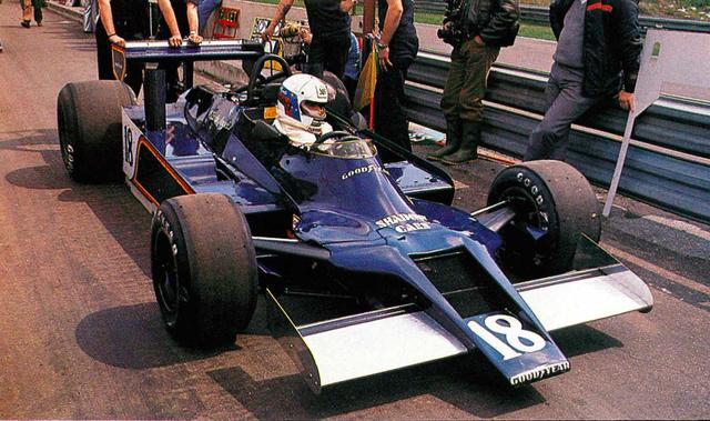 画像: シャドウ DN9 フォード(1980年)