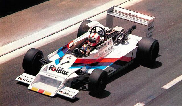 画像: マーチ 792 BMW(1980年)