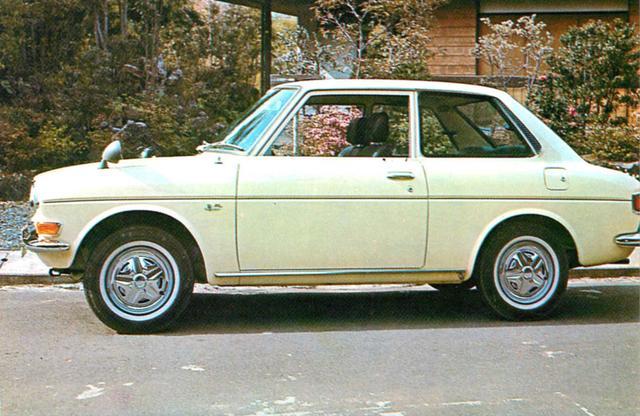 画像: トヨタパブリカ1200SL(1970年)