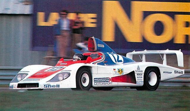 画像: ポルシェ 936 ターボ(1980年)