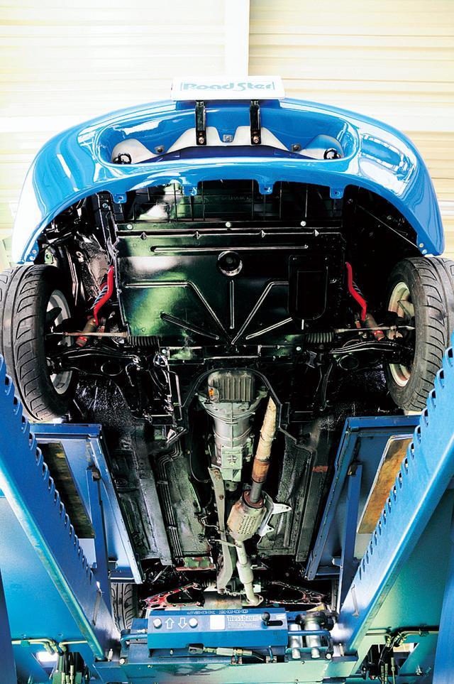 画像1: (ROADSTER BROS.@モーターマガジン社) www.motormagazine.co.jp
